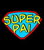 T-shirt Pai Super Pai
